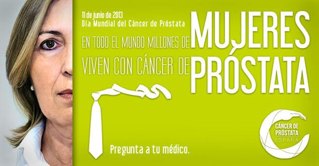 Día Mundial del Cáncer de Próstata 2013