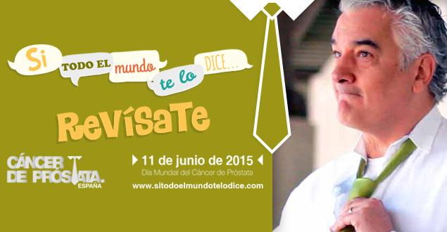Día Mundial del Cáncer de Próstata 2015